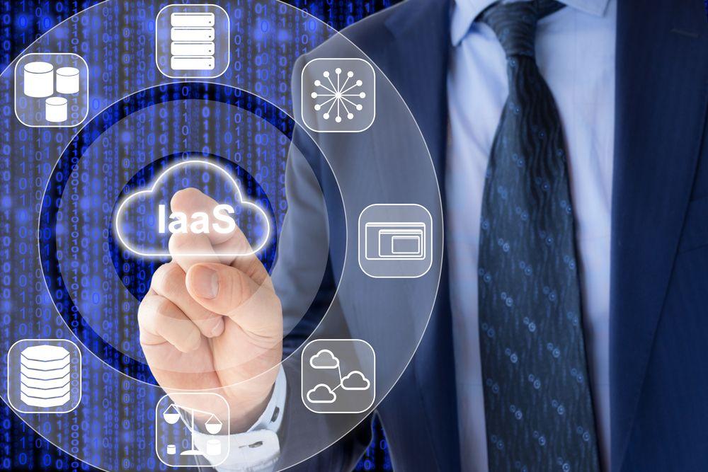 IaaS cloud computing