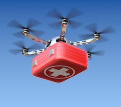 HEALTHCARE DRONES