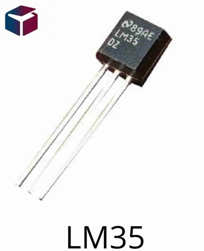 what is a thermocouple- LM35 thermocouple sensor