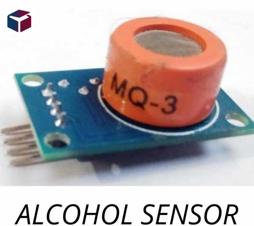 alcohol sensor smoke and gas sensor