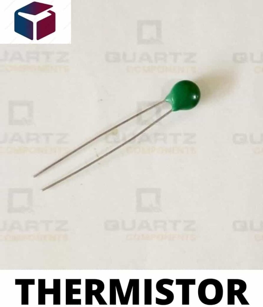 thermistor temperature sensor works