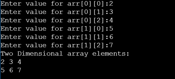 sum of two arrays 1