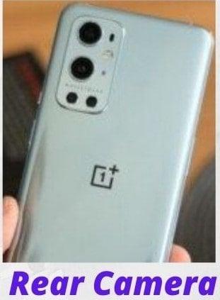 OnePlus camera options